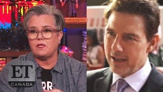 Rosie O'Donnell Shares Concerns About Tom Cruise's Scientology Beliefs