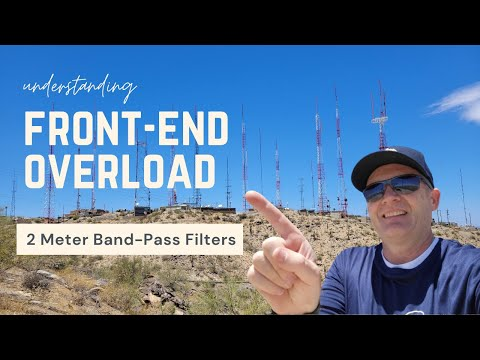 2 Meter Band-Pass Filters for Front-End Overload