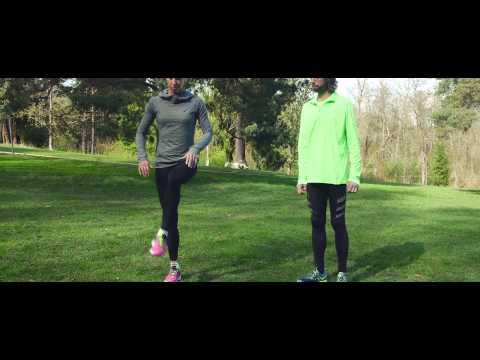 Anders Szalkais löparskola med Lisa Nordén Avsnitt 4: Rörlighet – efter träning
