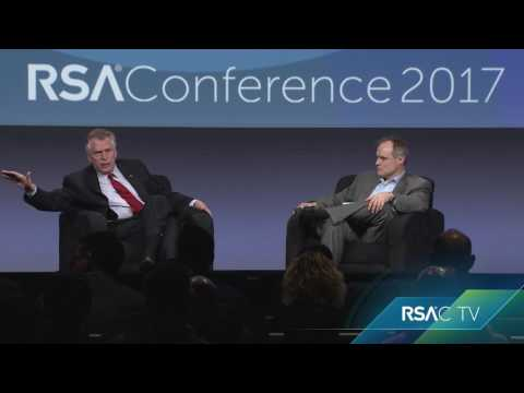 Stopping the Gaps: Gov. Mc Auliffe (D) of Virginia on Preventing Cyber Attacks | RSAC 2017