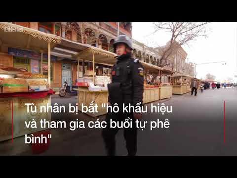 Số phận bí ẩn của hơn 1 triệu người hồi giáo Uighur ở Tân Cương