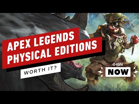 Are the Apex Legends Physical Editions Worth the Price? - IGN Now - UCKy1dAqELo0zrOtPkf0eTMw