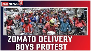 West Bengal Zomato Delivery Partners Threaten Strike; Object To Carrying Food With Beef And Pork