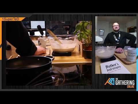 TG20:ONLINE | Kveldskos med kokken 1superted