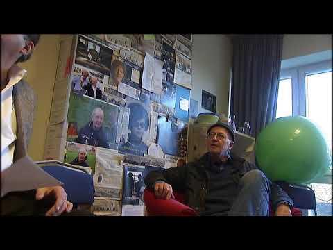Tom Alandh blir lurad när han får Lukas Bonniers Stora Journalistpris 2017
