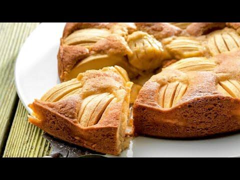 Receta Thermomix ® - Pastel de manzana