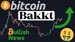 BULLISH BITCOIN NEWS! BAKKT IS LAUNCHING!! | Physically Backed BTC Futures COMING!