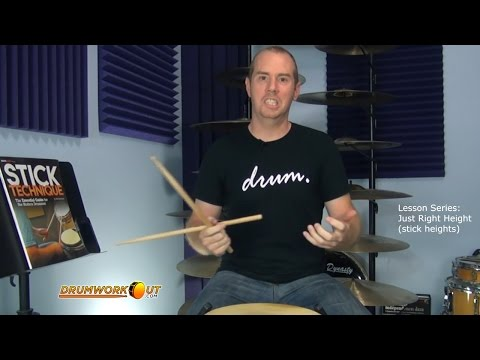 Bill Bachman Lesson Series: Just Right Height