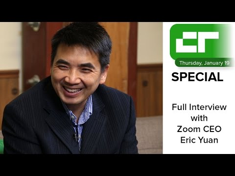 Crunch Report Special   Zoom CEO Full Interview