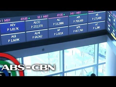 PH shares close at upper 7,700 level