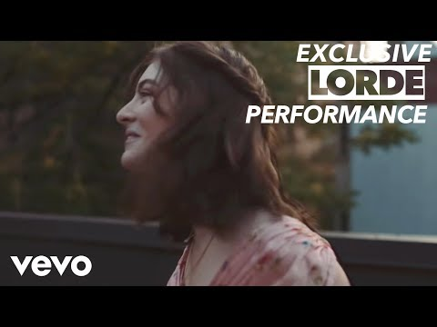 Hard Feelings / Loveless (Vevo x Lorde)