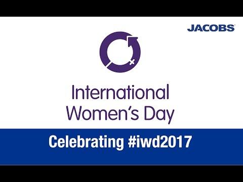 Jacobs Employees Celebrate International Women's Day 2017
