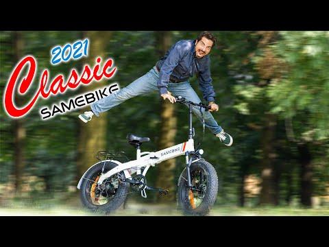 Bici Elettrica Fat Samebike Classic 2021 …