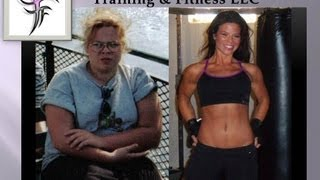 INSANITY WORKOUT REVIEW- FROM PERSONAL TRAINER WHO LOST 120LBS! YOUR TIME  TRAINING WITH MELISA