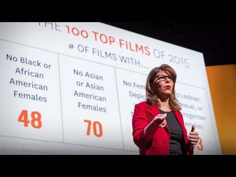 The data behind Hollywood's sexism   Stacy Smith