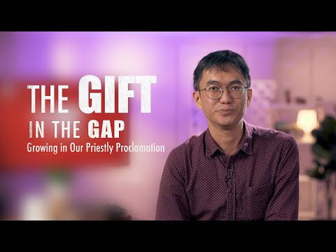 THE GIFT IN THE GAP