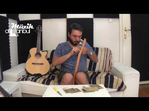 Bağlamaya Gitar Teli Gitara  Bağlama Teli Takılırsa Ne Olur?