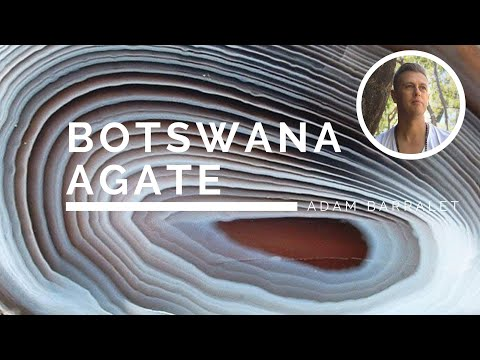 Botswana Agate - The Crystal of Sustained Centredness