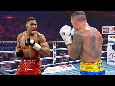 Instant Karma in Boxing - Oleksandr Usyk