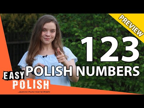 The ultimate guide to numbers in Polish (PREVIEW) | Super Easy Polish 13 photo
