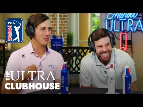 Kelly Kraft and Kevin Tway in The ULTRA Clubhouse: Episode 2