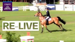 LIVE ? | Longines FEI Jumping World Cup™ NAL | Prep Competition 1 | Ocala (USA)