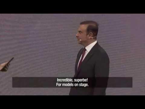Renault TALISMAN: press conference summary // TALISMAN : résumé de la conférence de presse