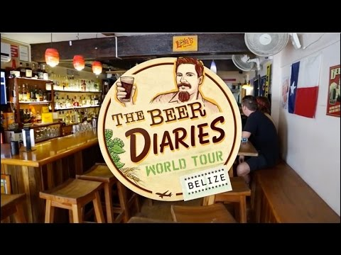 The Beer Diaries World Tour: Belize - Island Time