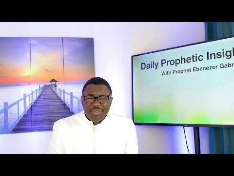 Prophetic Insight March 17, 2021