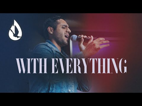 With Everything (by Hillsong UNITED)  Acoustic Worship Cover by Steven Moctezuma