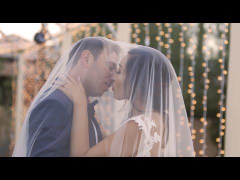 The Enchanted Oasis | Cassey & Sam's Wedding Film