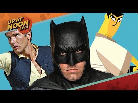 Batman V Superman, Samurai Jack Returns & Star Wars Battlefront Heroes! - Episode 17 - UCKy1dAqELo0zrOtPkf0eTMw