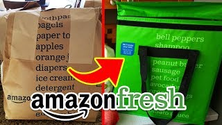 10 Untold Truths about Amazon Fresh Food Delivery