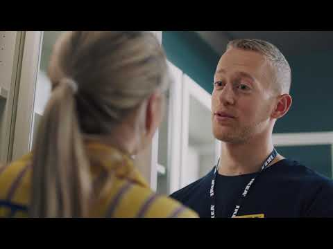 Job i IKEA – IKEA er fuld af muligheder, og du kan forme din karriere, som du vil | IKEA Danmark