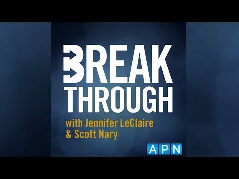 Breakthrough: Motivating Yourself to Peak Performance  Awakening Podcast Network