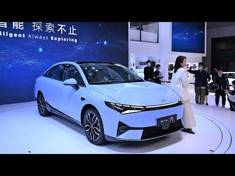 China's Xpeng Sees Record EV Sales With P5 Launch: CEO