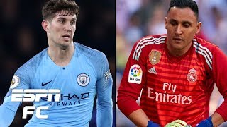 Why Man City can't lose John Stones and Keylor Navas needs to leave Real Madrid | Transfer Rater
