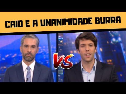 CAIO COPPOLLA E A UNANIMIDADE BURRA!