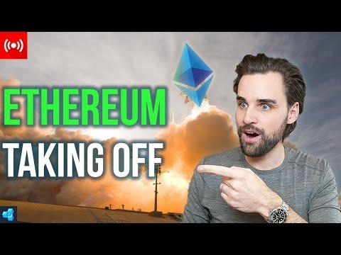 🔴LIVE: Ethereum Price Surge, What's Next!?