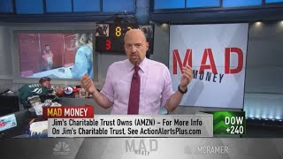 Cramer: Short-sellers powered rallies behind Target, Lowe's and Nvidia