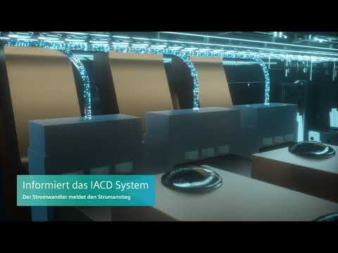 SIVACON S8plus - Störlichtbogenschutz für erhöhte Sicherheit