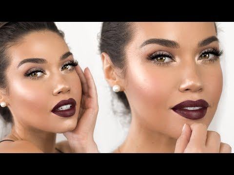 PRETTY & BOLD MAKEUP TUTORIAL | Eman