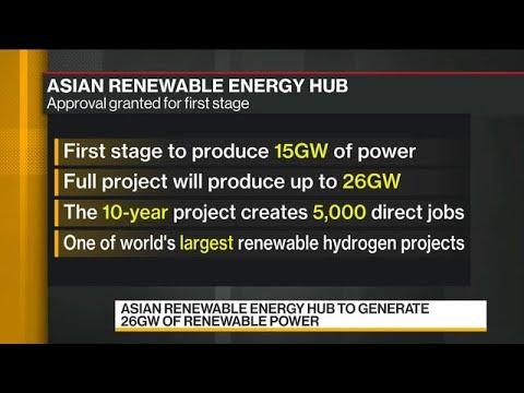 InterContinental Energy MD on New Hub for Renewable Energy