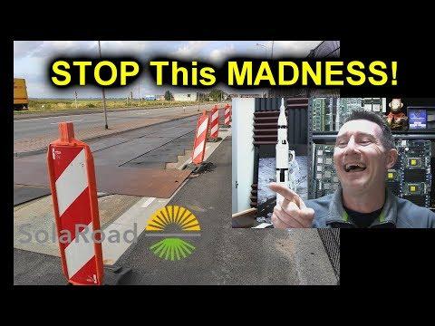 EEVblog #1234 - MORE Epic Solar Roadways FAIL! - UC2DjFE7Xf11URZqWBigcVOQ
