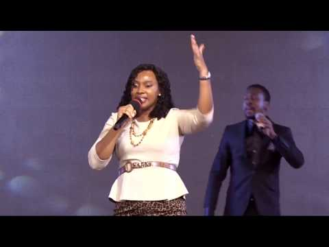 2ND SERVICE  AT THE COVENANT NATION