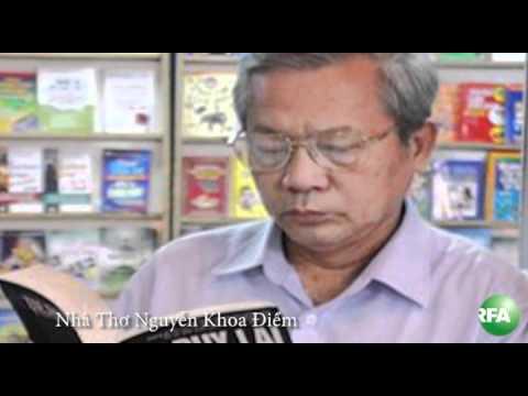 Trần Mạnh Hảo trả lời phỏng vấn RFA