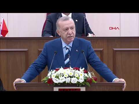 KKTC'ye tarihi  ziyaret! Cumhurbaşkanı Erdoğan, merakla beklenen müjdeyi açıkladı