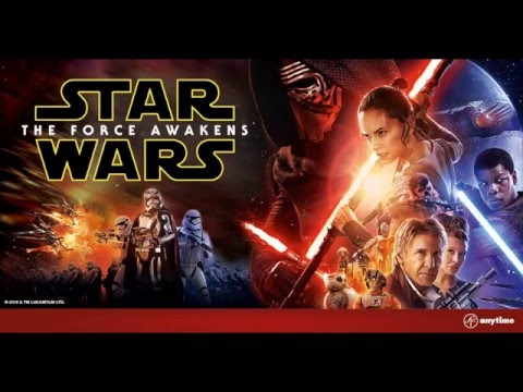 SF Anytime - Star Wars: The Force Awakens - premiär 22 april!