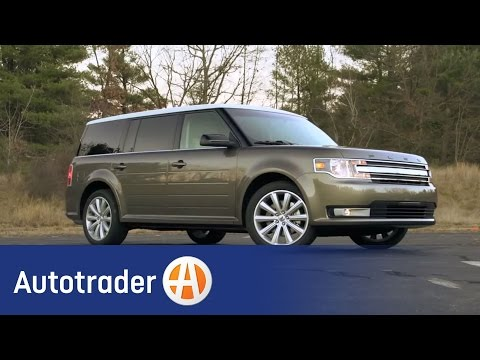 2013 Ford Flex - SUV | New Car Review | AutoTrader - UC5XoIXdf_zeLvaBG3jErFkw