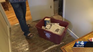 Company ending curbside recycling service in Greenville County